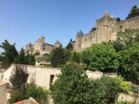 gite Carcassonne Coté remparts