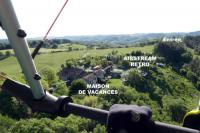 Chambre d'Hôtes Tabre Belrepayre Airstream Retro