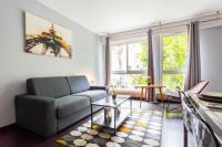 residence Paris 11e Arrondissement CMG Trocadéro - Louis David