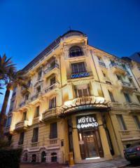 Hotel de charme Nice hôtel de charme Gounod
