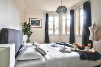 Résidence de Vacances Asnières sur Seine Résidence de Vacances Spacious apartment near Paris / La Défense