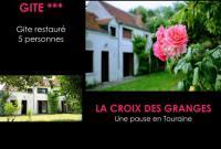 gite Tours La Croix des Granges