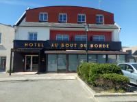 Hotel en bord de mer Finistère Hôtel en Bord de Mer Au Bout Du Monde