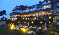 Hotel en bord de mer Côtes d'Armor Relais du Silence Ti Al Lannec Restaurant - Spa