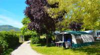 Terrain de Camping Alsace Les Trois Chateaux