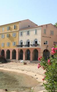 Hotel pas cher Lumio hôtel pas cher de la Plage Santa Vittoria