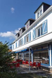 Hotel Fasthotel Morbihan Hôtel Les Gens De Mer LorientPopinns