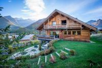 gite La Salle les Alpes Chalet Etoiles