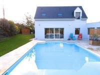 gite Dinan Maison avec piscine, Saint Jacut