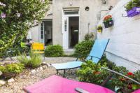 Gîte Tours Gîte Maison (75m2) - le patio du centre ville