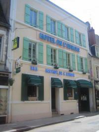 Hôtel Bourgogne hôtel Logis de L'Europe Restaurant Le Cepage