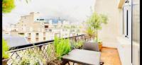 residence Paris 11e Arrondissement Appartement Passy Terrass