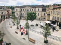 Résidence de Vacances Bonnieux Résidence de Vacances Appartement en plein centre ville
