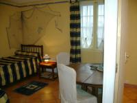 Chambre d'Hôtes Beaucamps le Jeune La DRANVILLAISE (chambre avec kitchinette et télévision