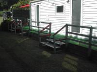 Terrain de Camping Saint Pompont mobil home dordogne