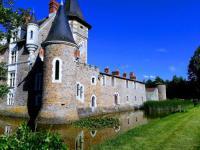 Hôtel Oudon hôtel Château De La Colaissière