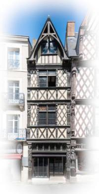 Chambre d'Hôtes Angers L'Oisellerie