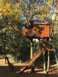 Appart Hotel Saint Hilaire de Court résidence de vacances la cabane aux Zoiseaux