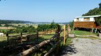 Terrain de Camping Limerzel Roulotte Bretonne Tisa