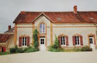 Chambre d'Hôtes Batilly en Puisaye gîte du château