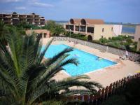 Appart Hotel Gruissan Appart Hotel Apartment Gruissan - 4 pers, 23 m2, 1/0