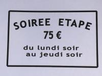 Hotel de charme La Chapelle Saint Martin hôtel de charme Alain et Martine