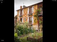 Chambre d'Hôtes Montreuil sur Epte Les Papouz