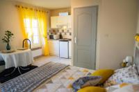 Appart Hotel Cartigny l'Épinay Appart Hotel Joli Studio RDC + Confort + Entrée Privée