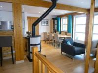 gite Chamonix Mont Blanc House Chalet confortable et bien équipé