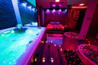 Appart Hotel Beauzelle Appart Hotel L´Insolite, Spa Privatif (Appartement Jacuzzi)