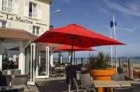 Hotel en bord de mer Calvados Hôtel en Bord de Mer Restaurant La Marine
