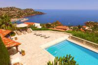gite Saint Tropez Villa Le Trayas Supérieur