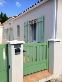 Gîte Saint Georges d'Oléron Gîte Holiday home Rue de moulin Bois Fleury