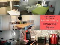 Résidence de Vacances Picardie Résidence de Vacances Comme à la Maison - DE LA TOUR