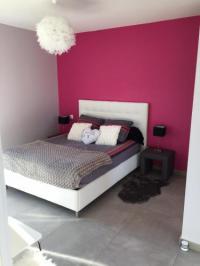 Chambre d'Hôtes Bourgogne La chambre rose