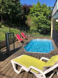 Résidence de Vacances Saint Laurent sur Manoire Résidence de Vacances Parenthèse cosy en centre ville avec piscine