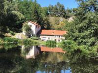 tourisme Félines Le Moulin des Baumes
