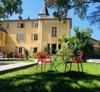 Chambre d'Hôtes Rhône Suite de Charme Bed n Breakfast très proche Lyon