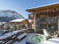 Appart Hotel Savoie Appart Hotel Apartment Chalet avec jaccuzzi privatif au coeur des 3 vallées