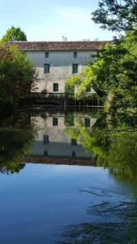 gite Réaux Le Moulin Chaillou Pons Charente Maritime