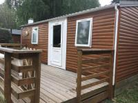 Terrain de Camping La Forge Mobil-home Mercure