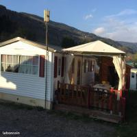 Terrain de Camping Gerbamont Mobil Home Vosges