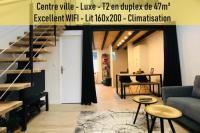 Appart Hotel Poitiers Appart Hotel Bel immeuble rénové dans le coeur historique