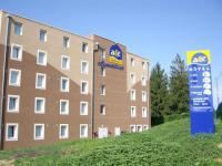Hotel Fasthotel Corrèze Ace Hotel Brive