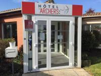 Hotel Fasthotel Montfaucon Montigné Hôtel Les Archers