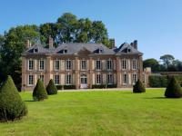 Chambre d'Hôtes Sommesnil Château de Cleuville