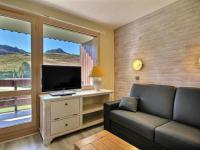 residence Villard sur Doron Apartment Studio divisible orienté sud avec une très belle vue sur les pistes