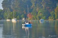 Chambre d'Hôtes Les Touches Au calme en bord de rivière et petit déjeuner
