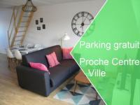 Appart Hotel Roubaix Appart Hotel Apartment Lille - Proche métro - Stationnement gratuit