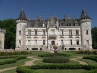 Hôtel Saint Adjutory Hotel The Originals Château de Nieuil (ex Relais du Silence)